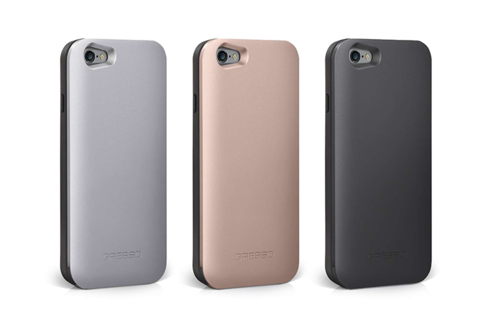 reputable site 73fd3 9ae5e Luxury aluminum case protects your iPhone, hides your credit card ...