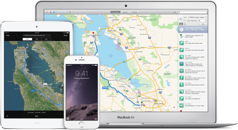 Find out when your Mac is looking at your location data.