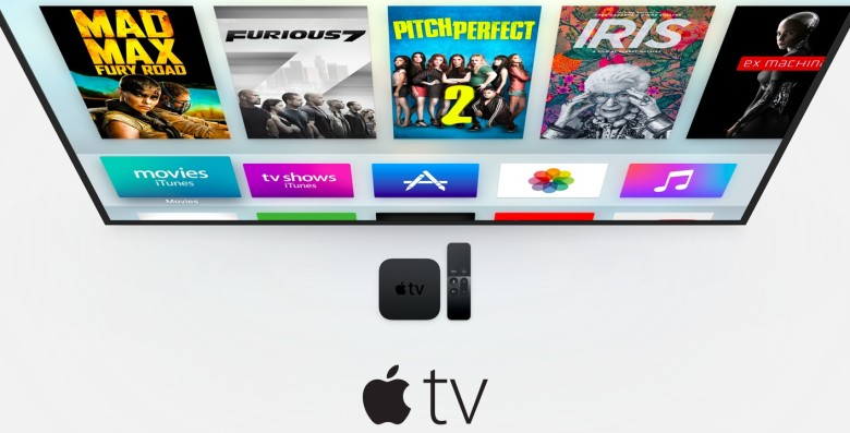 Apple TV 4 brings iOS apps to the big screen.