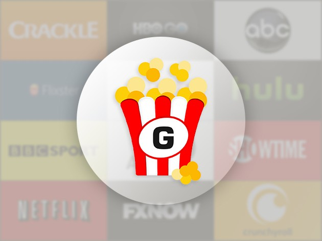 Getflix lives up to its name, bypassing content location restrictions anywhere in the world.