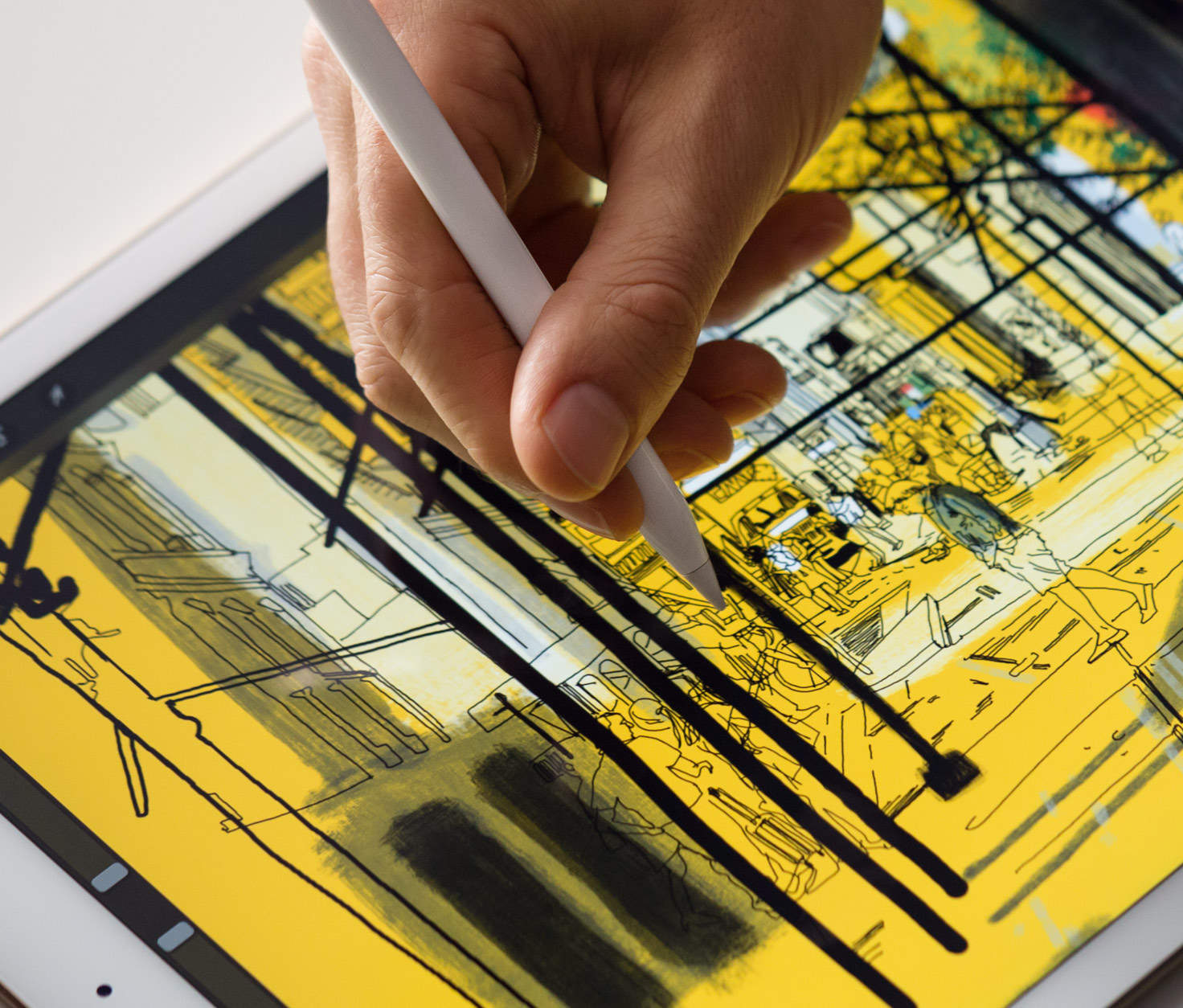 Animators are raving about the iPad Pro.