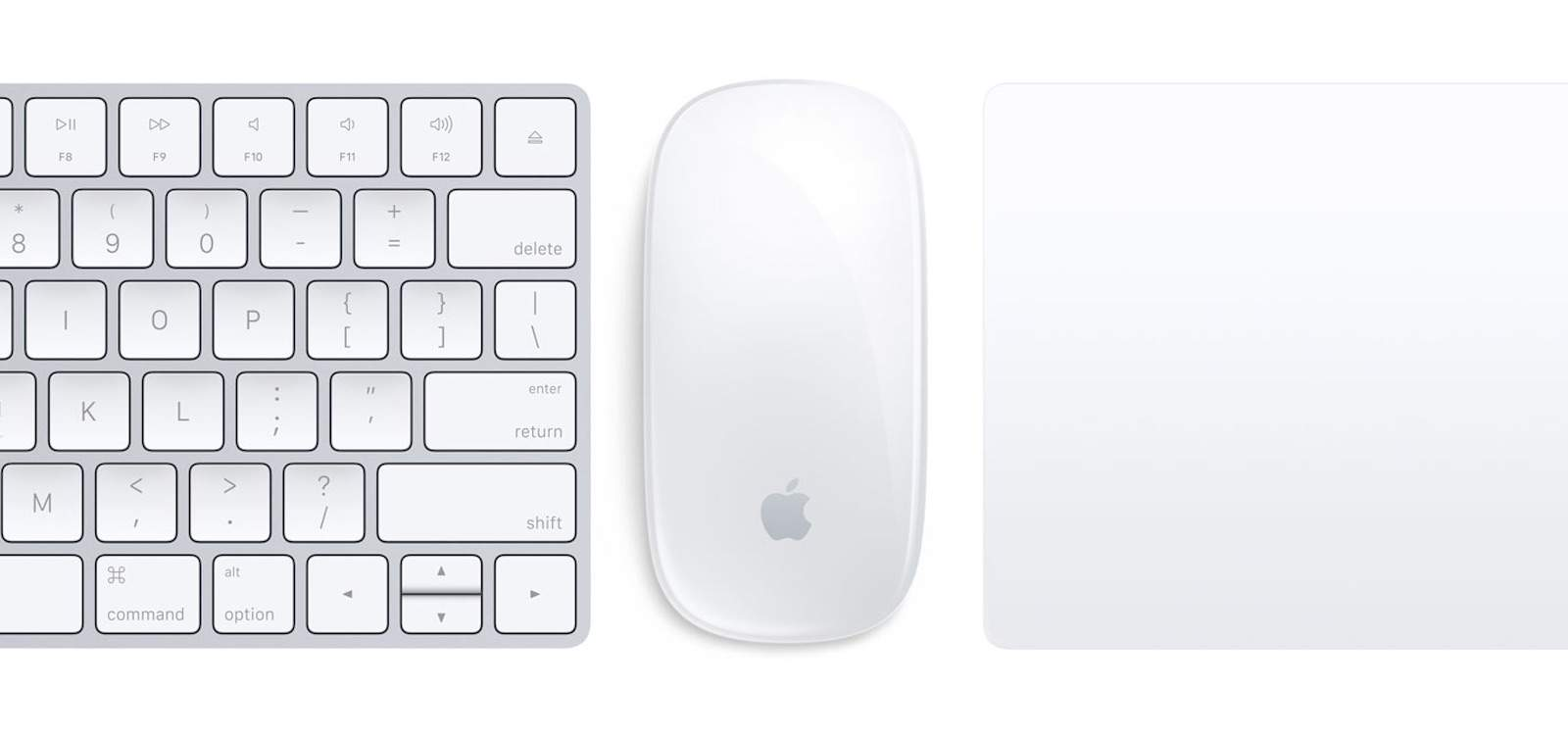 Apple has some Magical new peripherals.