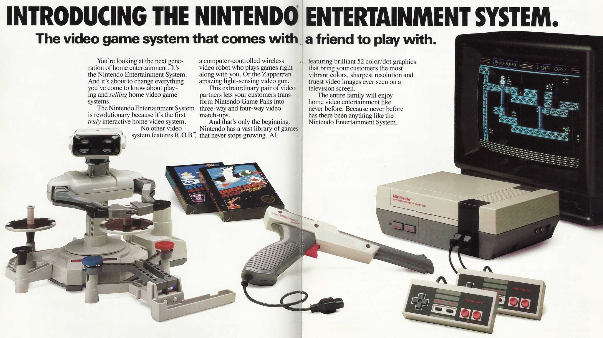 From N.E.S. to iOS: Nintendo is coming to your iPhone.