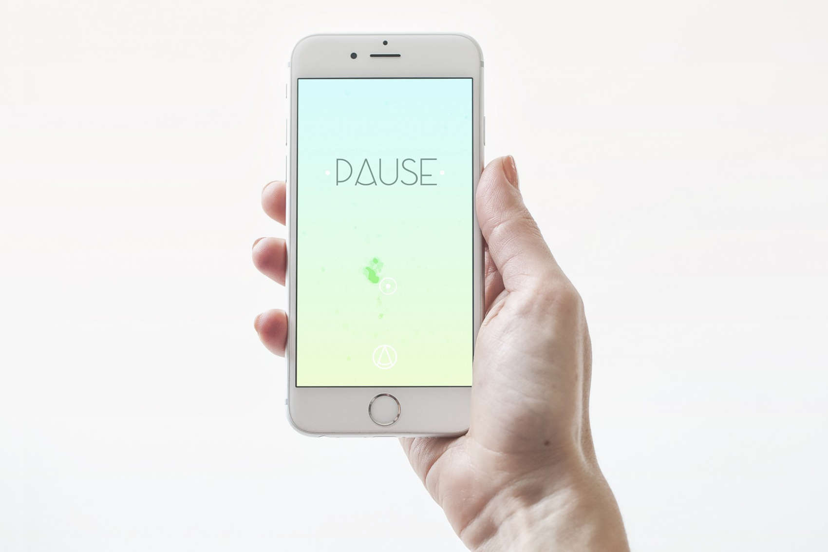 PAUSE is a guided meditation app that aims to get you to relax and refocus.