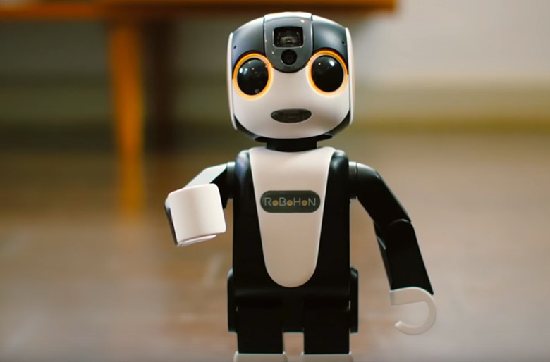 RoBoHon is cute, but is it cool?