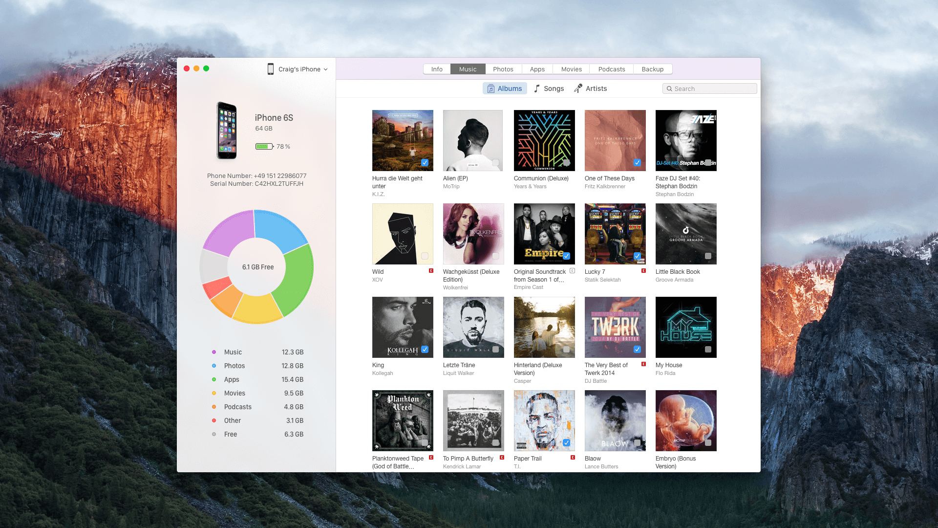 Would iTunes look better like this?