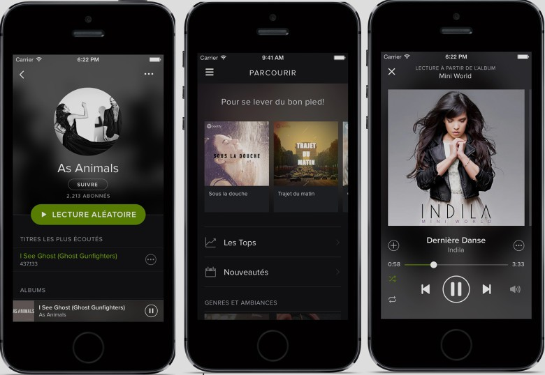 Image result for spotify app