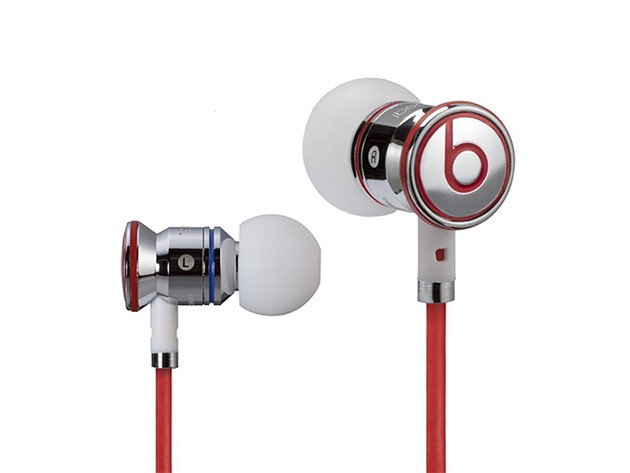 For huge sound in a small package, the iBeats can't be beat.