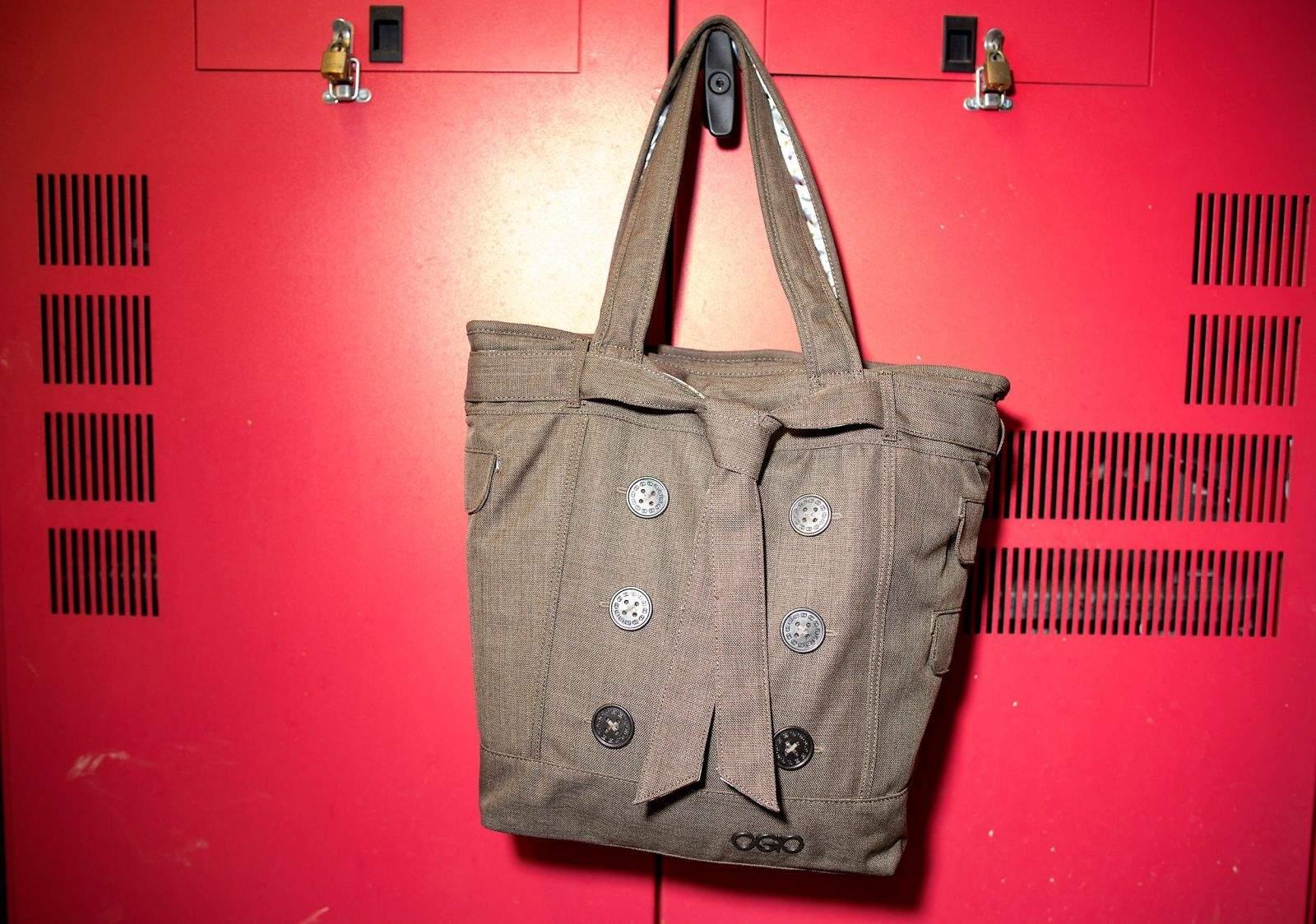 Ogio Hampton bag. Photo: Jim Merithew/Cult of Mac
