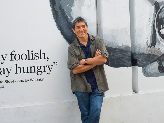 4 hours of top-notch instruction from former Apple Chief Evangelist Guy Kawasaki, who spearheaded marketing for the original 1984 Macintosh.
