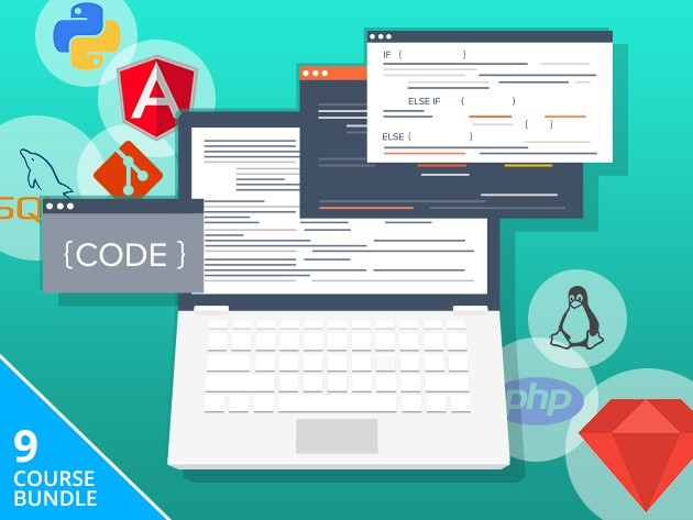 Pay whatever you want for these nine lessons covering HTML5, Ruby, Python and plenty in between.