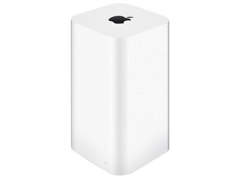 Apple's routers are #1.