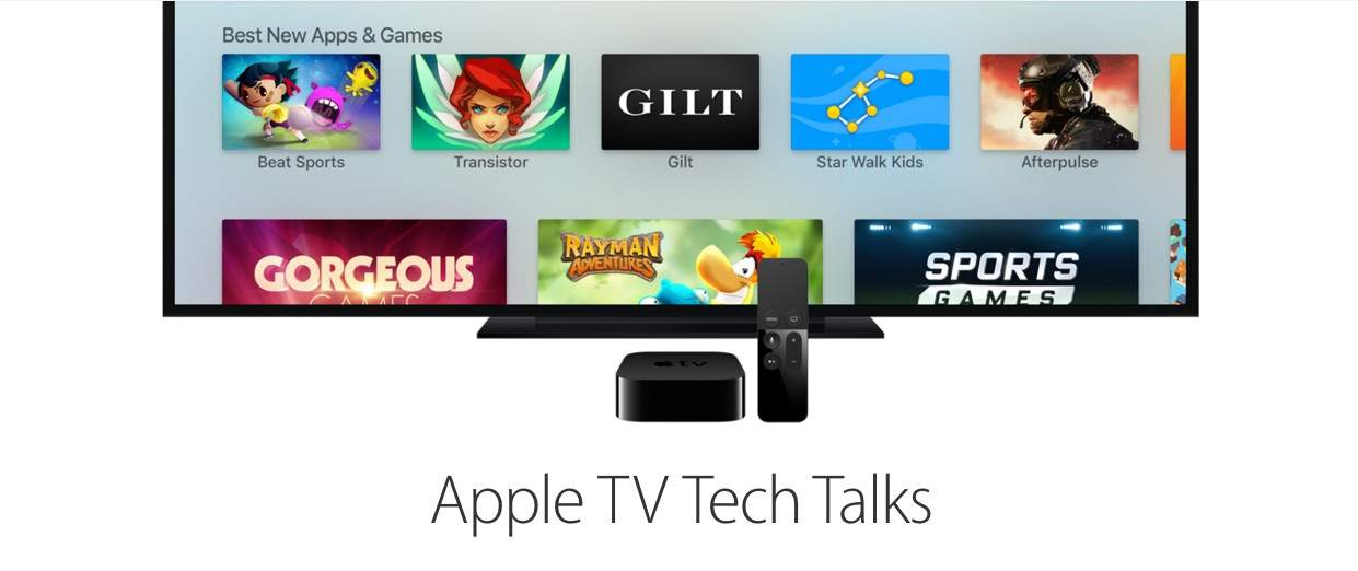 Apple is giving developers the lowdown on tvOS.