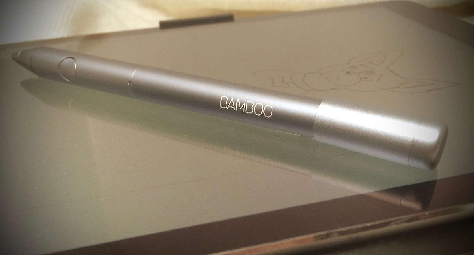 Bamboo Fineline Stylus 1