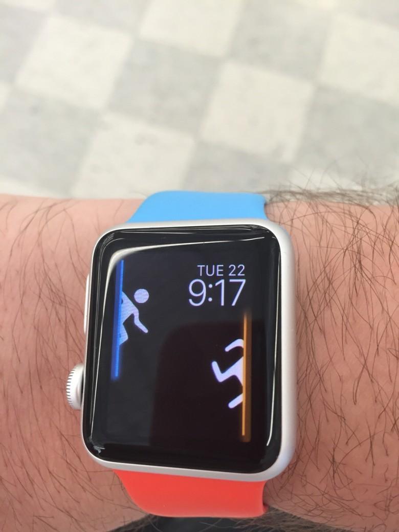 Portal Apple Watch