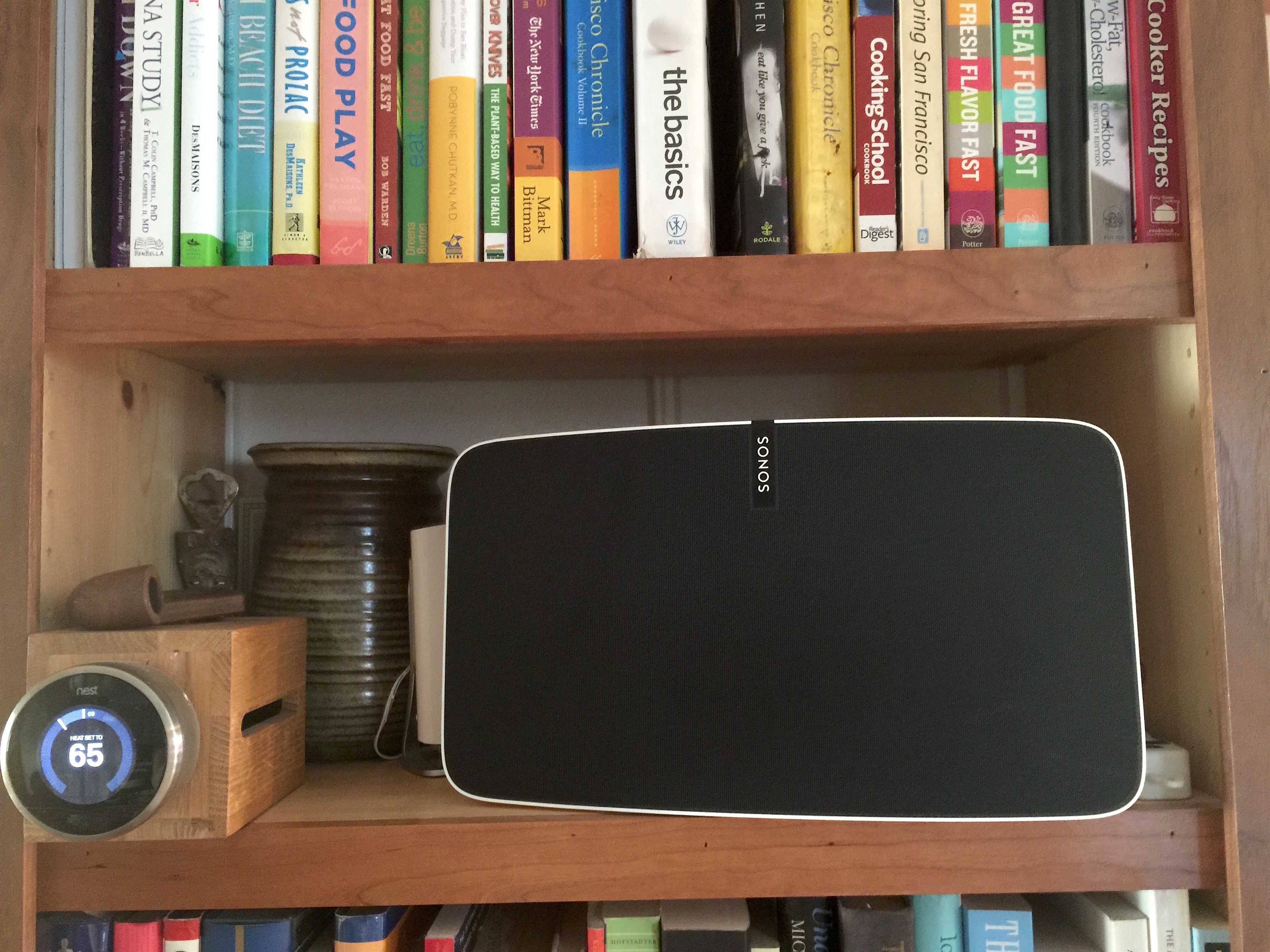 The new Play:5 speaker is a great update to Sonos' top-of-the-line box.