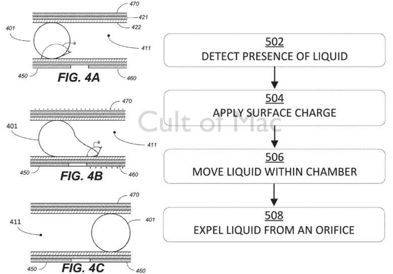 How Apple's new patent might work.