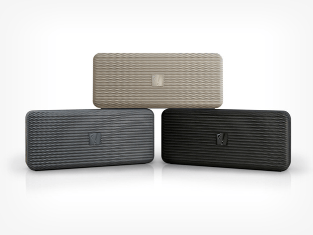 This speaker fits in your pocket while packing enough sound to knock your socks off.