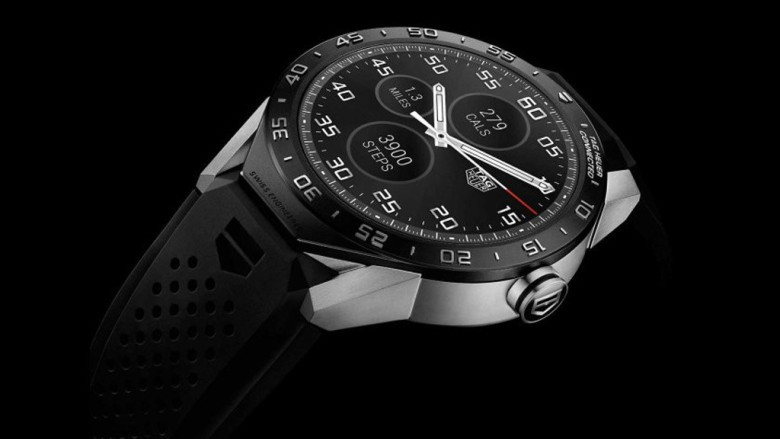 TAG Heuer Connected is the priciest -- and prettiest -- Wear watch.