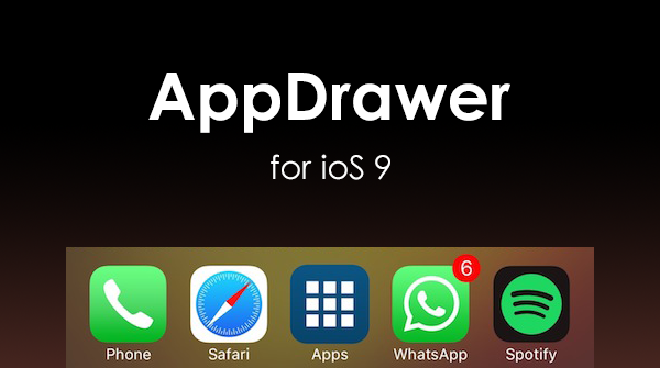 How To Get Androids App Drawer On Ios