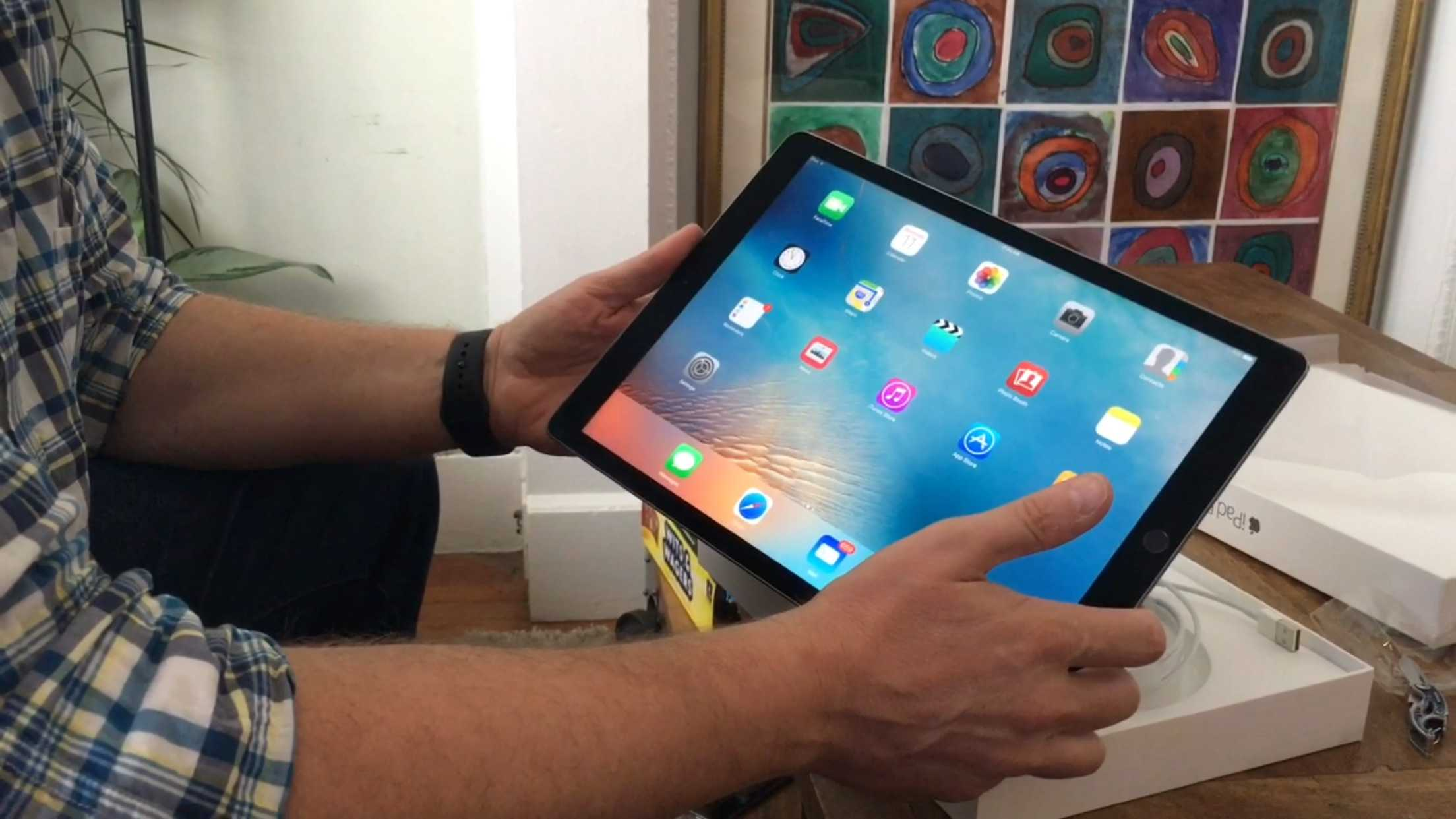 Big and hot: the iPad Pro is the BBW of tablets.