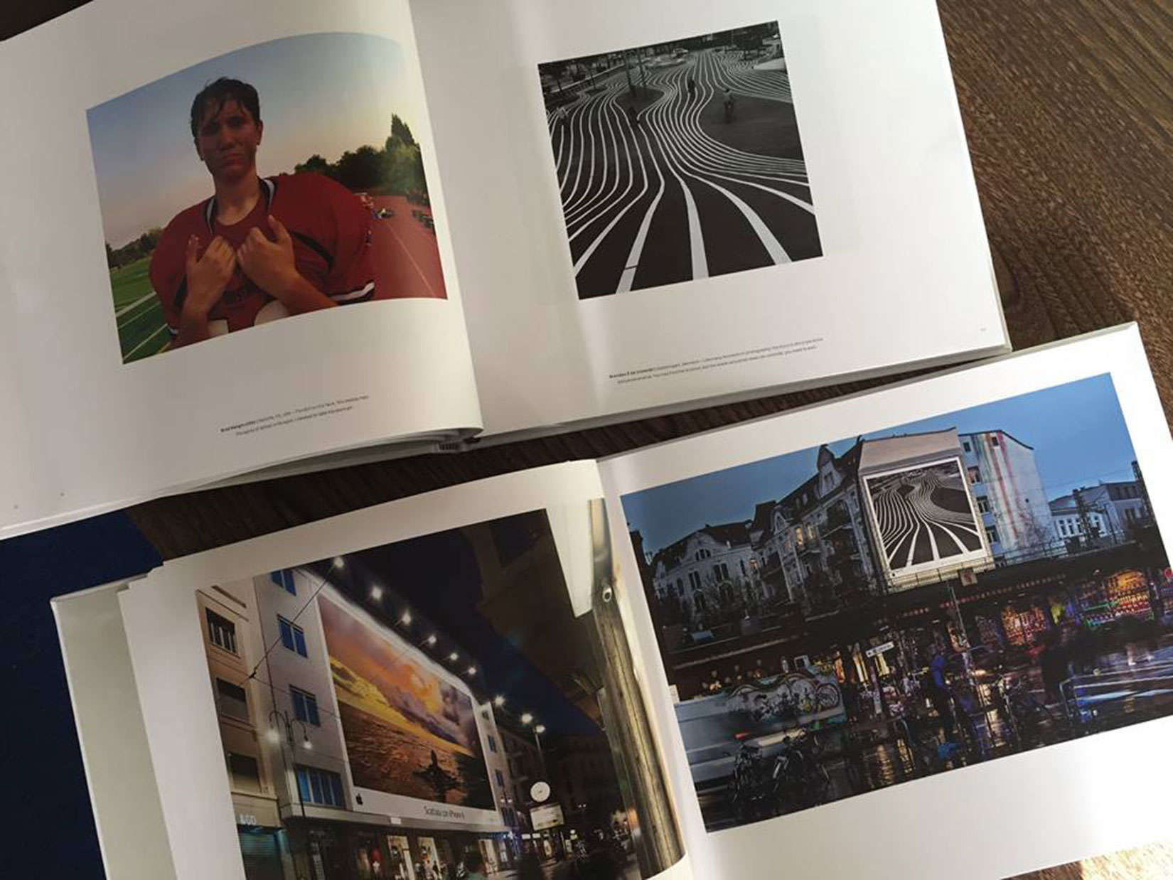 Apple surprises iPhone 6 photographers with coffee table books