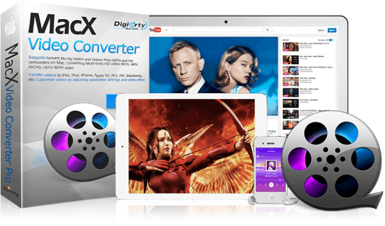 Get a free copy of powerful DVD ripping and video conversion