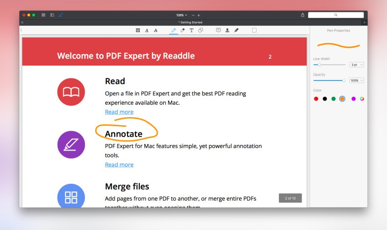 Pdf Expert For Mac Puts Acrobat To Shame