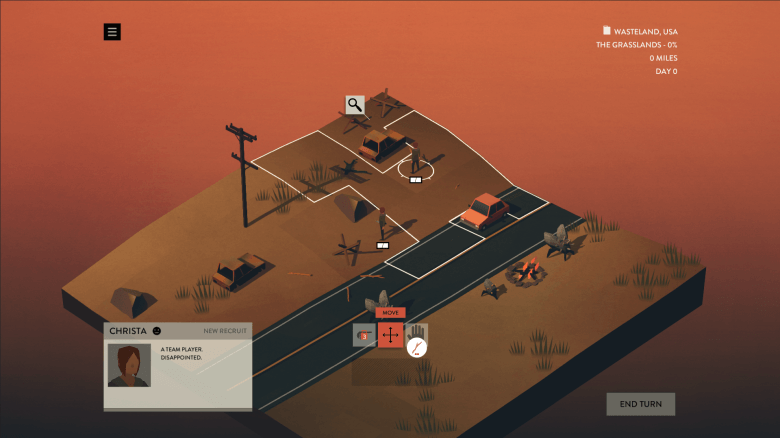 Overland is coming.