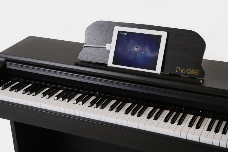The ONE Smart Piano can help rescue a beginner bored with their private lessons.