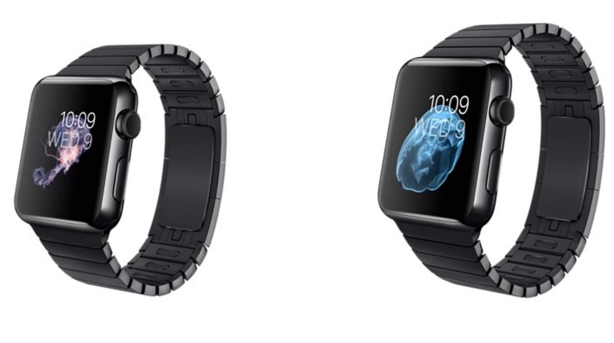 Space black link bracelets kits now available.