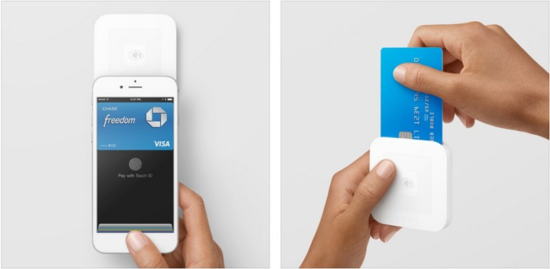 Now small businesses can accept Apple Pay, too.