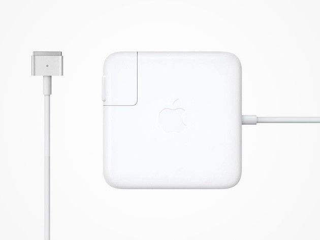 Apple products don't always last and often get lost, add a spare Magsafe to your inventory.