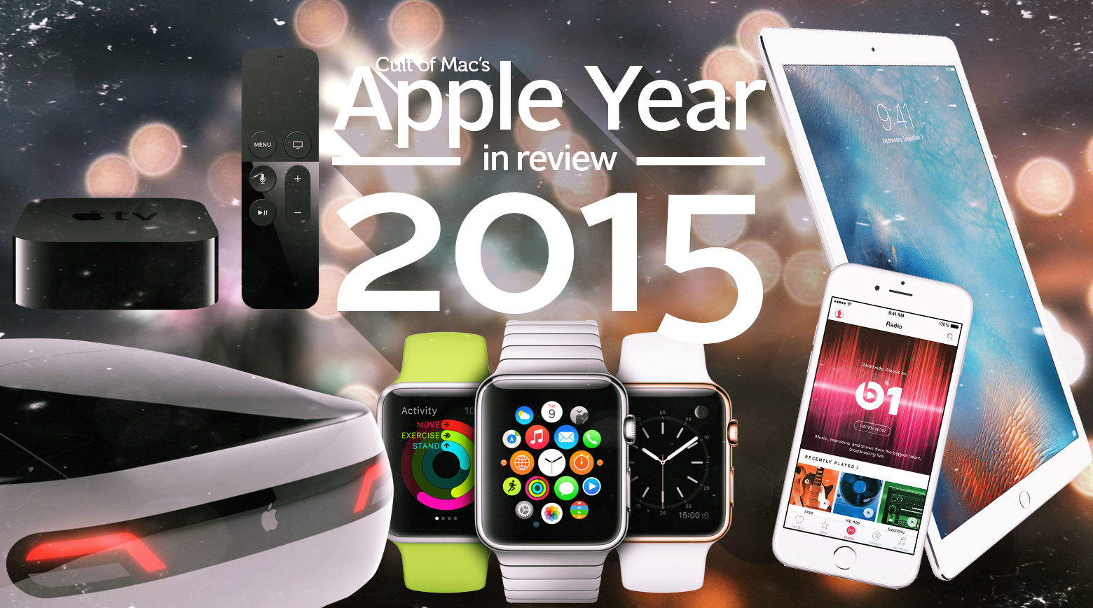 Apple year in review 2015