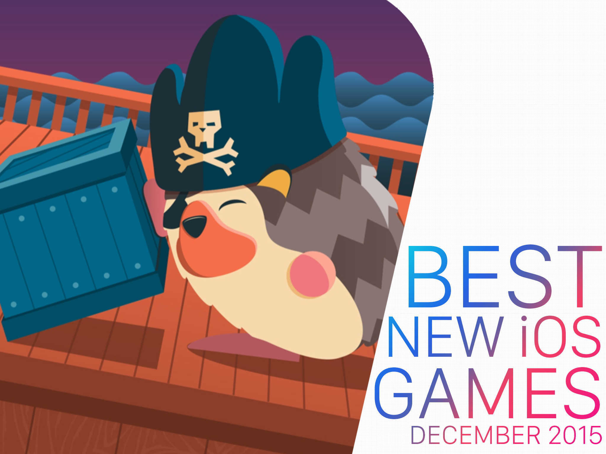 Best ios games December 2015