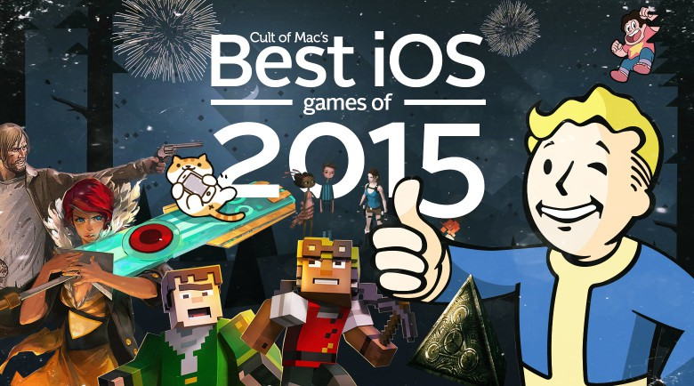 The best iOS games of the year.