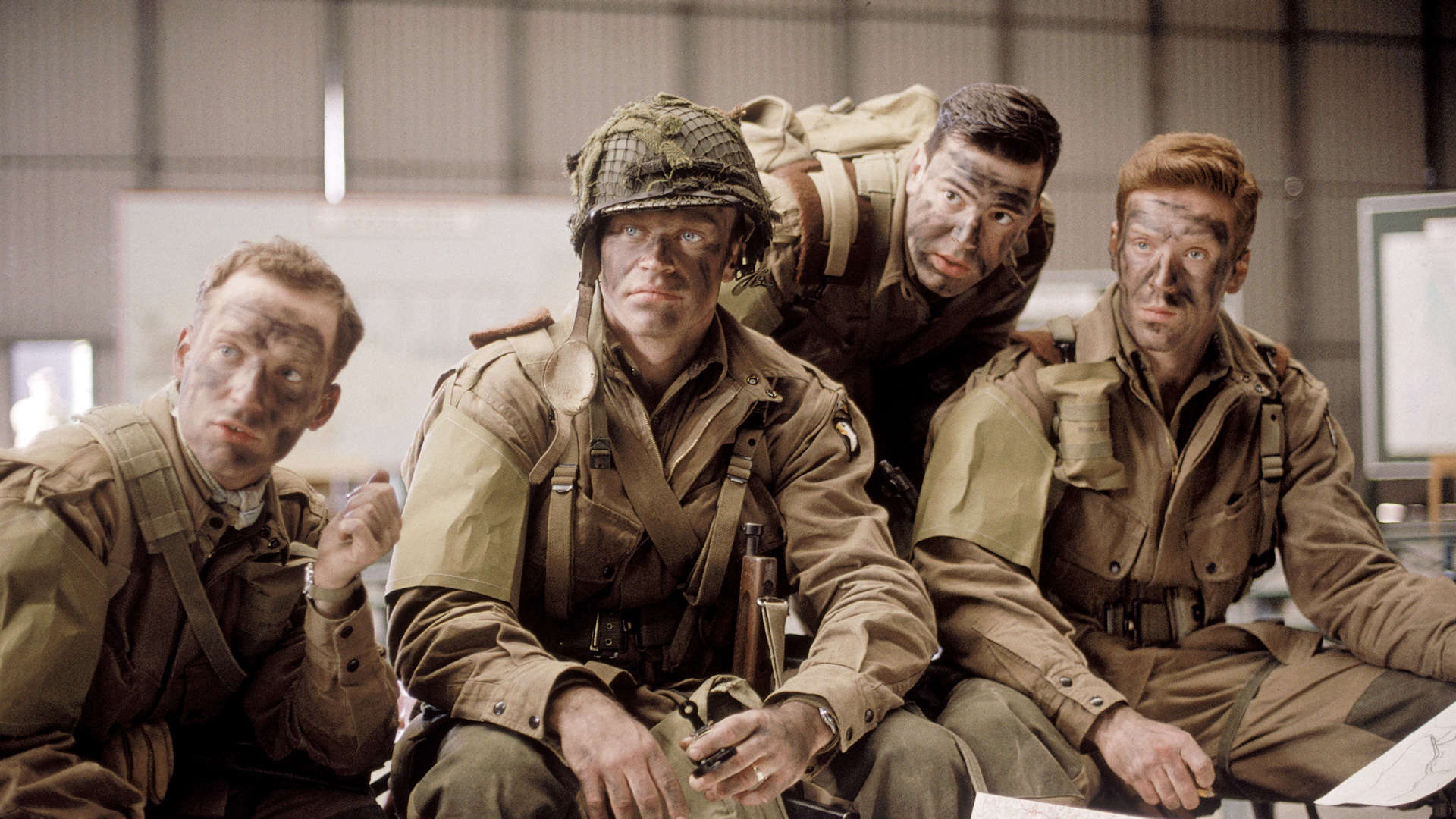 HBO Go Band of Brothers