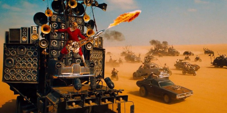 best films of 2015 Mad Max Fury Road