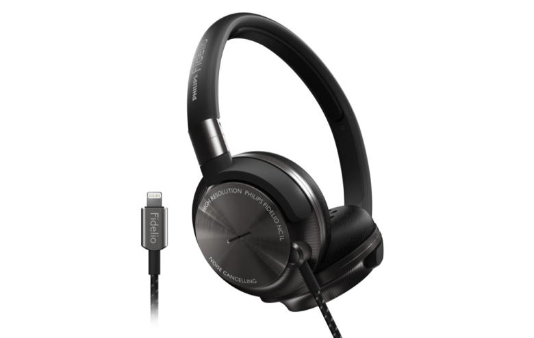 Philips' Fidelio headphones are already Lightning-compatible.