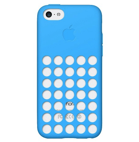 Apple's official iPhone 5c case awful.