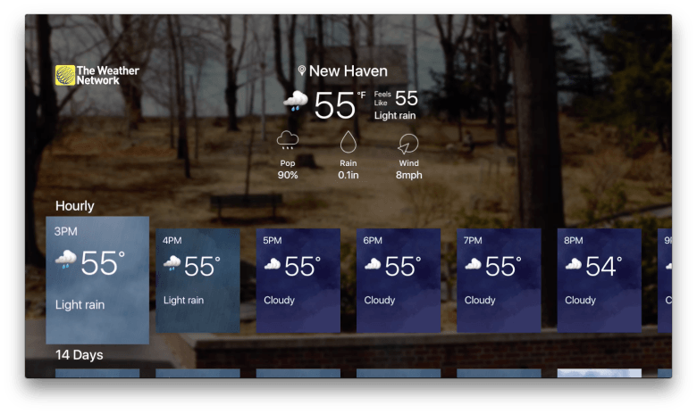 the-weather-network-apple-tv
