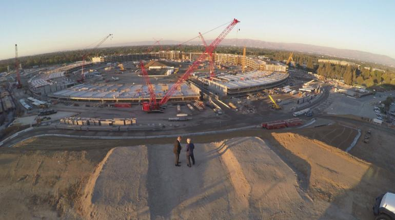 Apple's new HQ is going to be awesome.