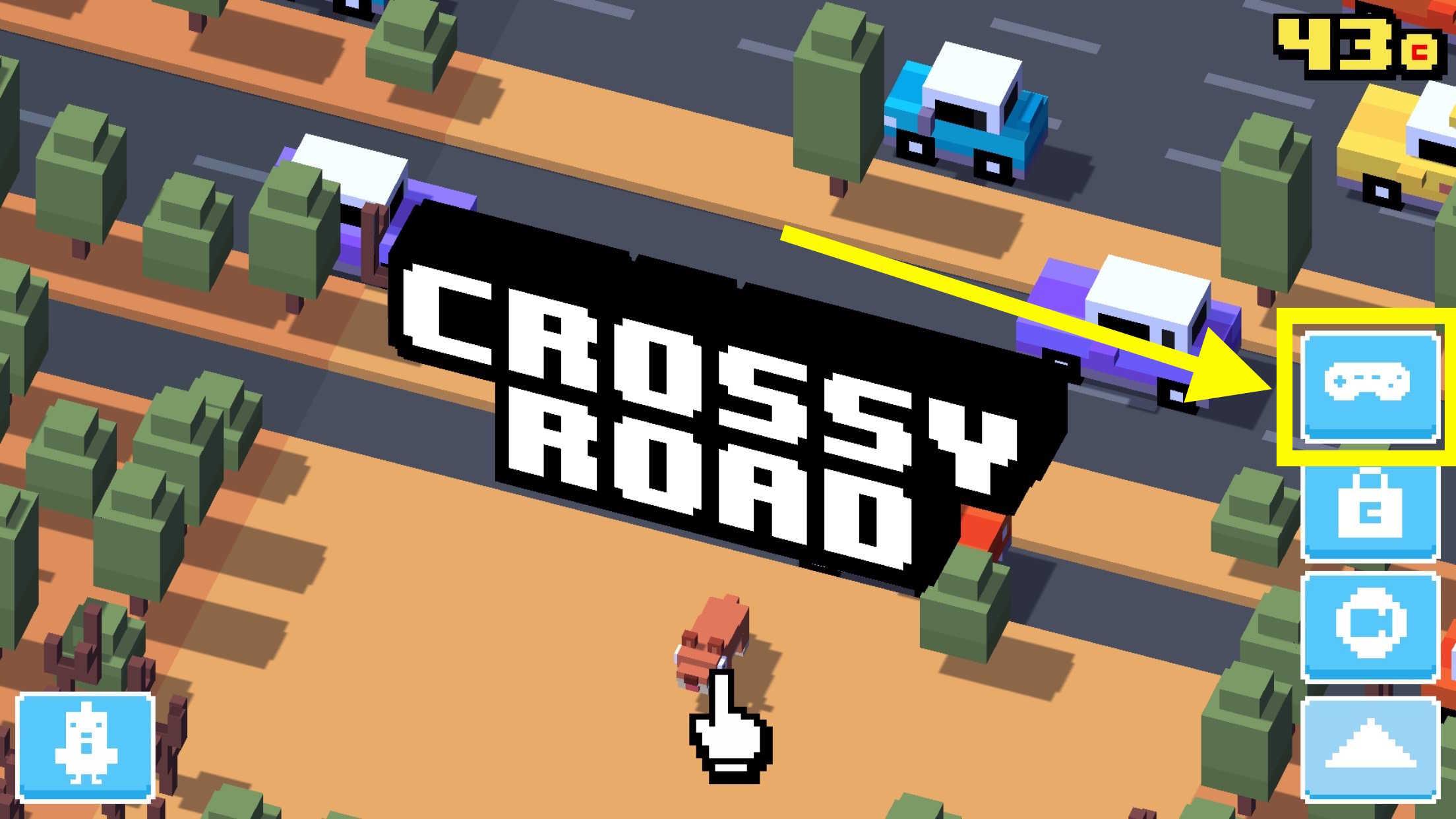 Скачать игру crossy road на компьютер бесплатно
