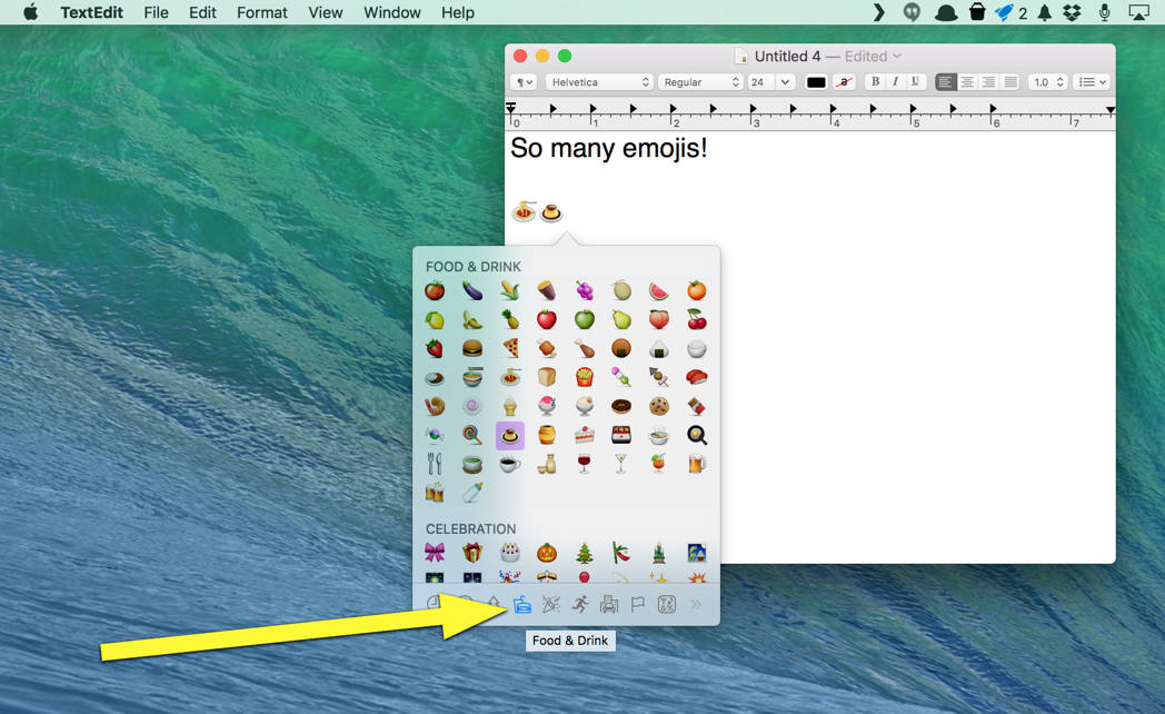 The easy way to add emojis to everything on your Mac | Cult of Mac