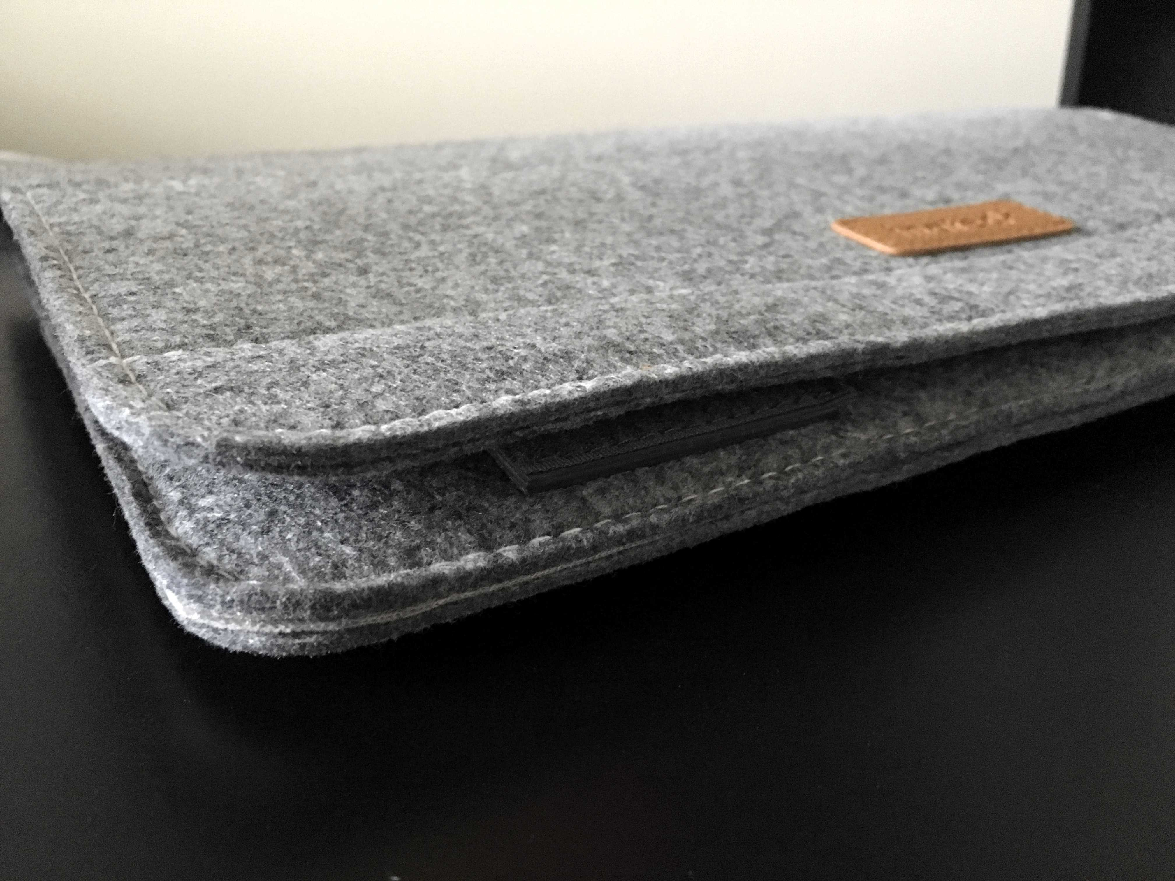 best website 9a704 a2be0 Innovative sleeve will protect (and prop up) your iPad or MacBook