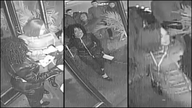 Images released by the police.