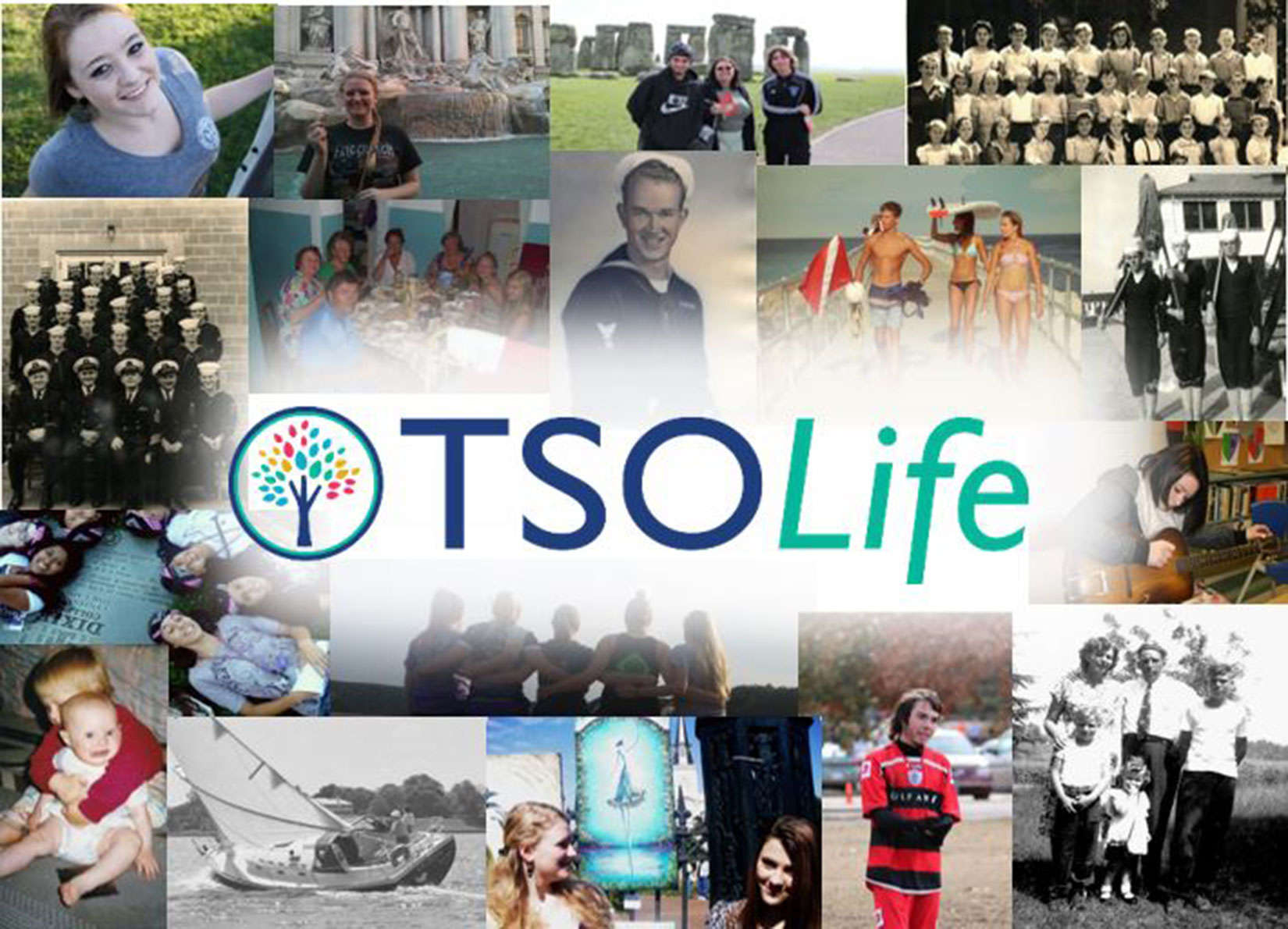 Your memories become precious stories for future generations with TSOLife.