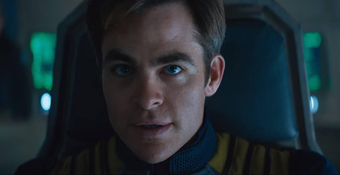 Kirk is back.
