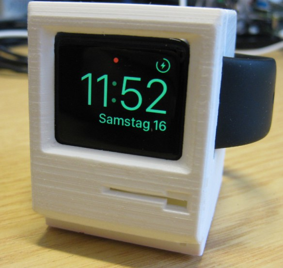 3d-printed-apple-watch-charging-station by Erich Styger