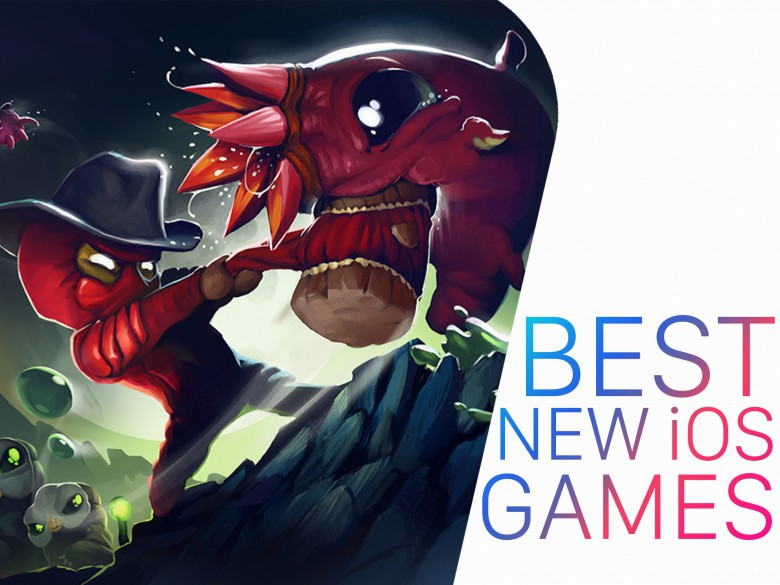 Smack your weekend right in the face with these great new iOS games.